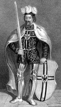 Wielki Mistrz Winrych von Kniprode